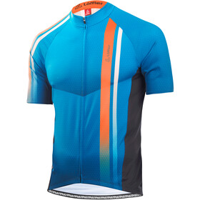 Löffler hotBOND Full-Zip Bike Jersey Men brillant blue